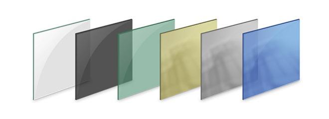 vidros de proteção solar