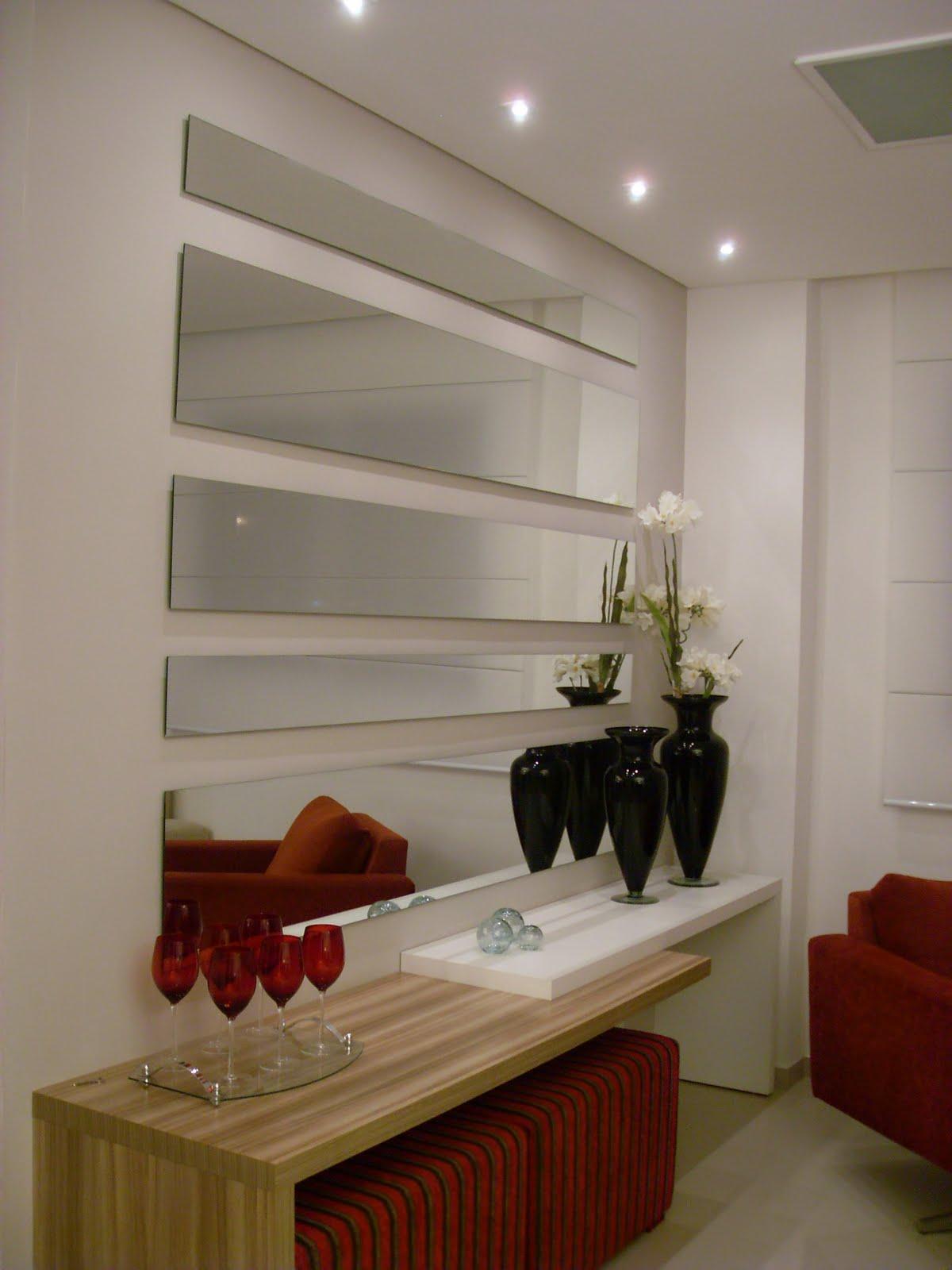 Arquivos Sem Categoria All About That Glass -> Sala De Jantar Com Painel De Madeira E Espelho